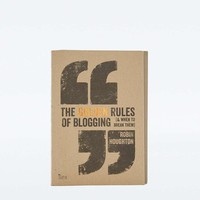 The Golden Rule Of Blogging - Urban Outfitters