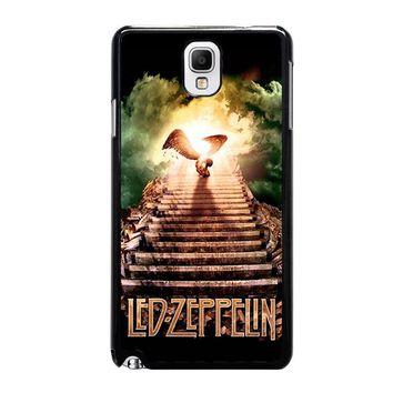 LED ZEPPELIN STAIRWAY TO HEAVEN Samsung Galaxy Note 3 Case Cover