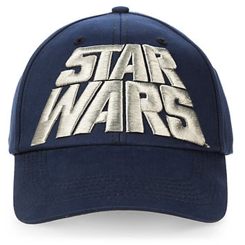 Star Wars Logo Baseball Cap for Adults