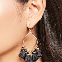 Tasseled Drop Earrings