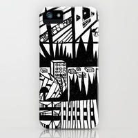 There is Nobody at the Controls Because There is Nobody Here to Control iPhone Case by Arthur V. Commerce | Society6