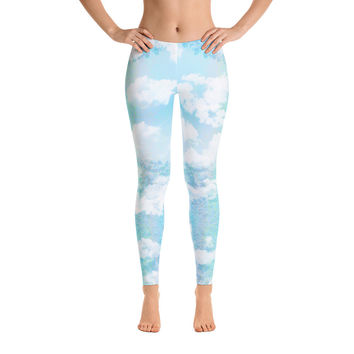 Cloudy Dreamz Leggings