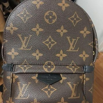ONETOW Louis Vuitton Palm Springs Mini Backpack?