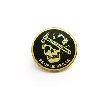 People Skills Lapel Pin