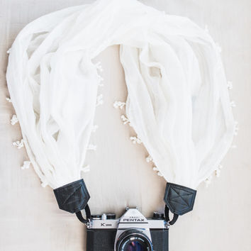 The VC Camera Strap Scarf The Anna Mae