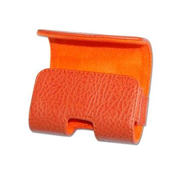 HORIZONTAL POUCH HP1022A SIZE:M ORANGE 3.5X1.1X2 INCHES: Case Of 120