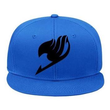 Hot Sale Snapback Hats Classicmale/female Designer Snapbacks Caps Good Quality Fairy Tail Sports Hat? Cotton Opalhoffm