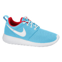 Nike Roshe Run 1y-7y Girls' Shoes - Polarized Blue