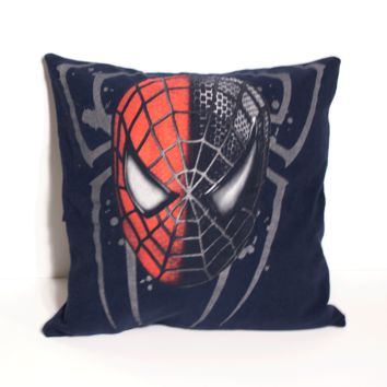 Spider-Man Pillow
