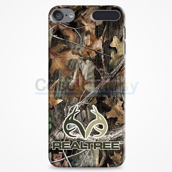 Realtree Ap Camo Hunting Outdoor iPod Touch 6 Case | casefantasy