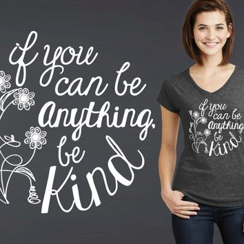 Be Kind T-shirt | Inspirational Quotes