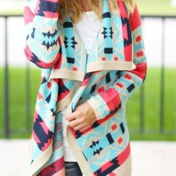 Bonfire Cardigan