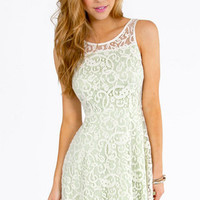 Lianna Lace Skater Dress $26