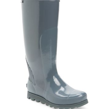 SOREL Joan Glossy Tall Rain Boot (Women) | Nordstrom