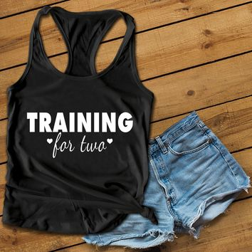 Training for Women's Ideal Racerback Tank