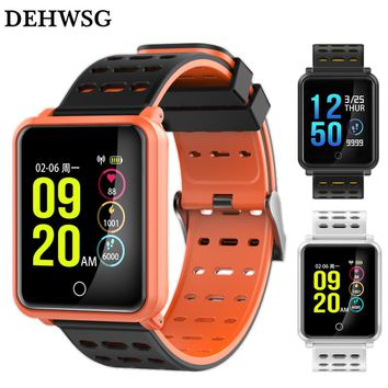 IP68 Waterproof Smart Watch H88 PK Huami Amazfit Bip Smart-watch heart rate call reminder 25 Days Standby for Xiaomi Phone IOS