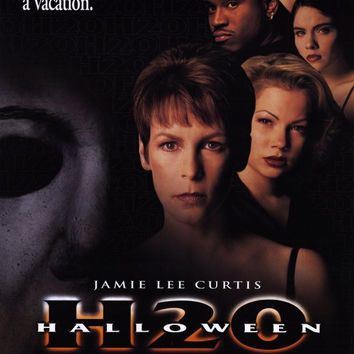Halloween: H2O 11x17 Movie Poster (1998)