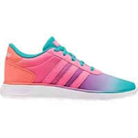 adidas Neo Girls' Grade School Light Racer Fashion Sneakers