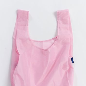 Candy Pink Standard Reusable Shopping Bag by Baggu