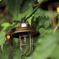 Fisherman Lantern String Lights | Pottery Barn