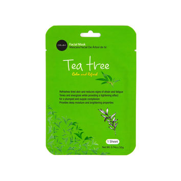 Celavi Facial Mask - Tea Tree