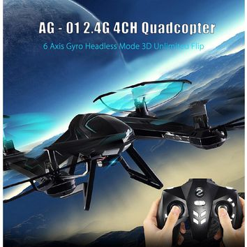 X8SW Drone H Shape Design RC Quadcopter Helicopter 2.4G 4CH 6-Axis LED Light Helicopter Drones Headless Mode RTF RC Quadcopters