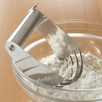 Stainless-Steel Pastry Blender