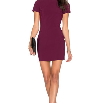 LIKELY Manhattan Dress in Plum