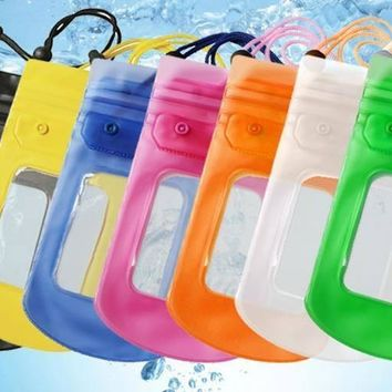 Tuzech SEALED Waterproof Pouch For all Smartphones