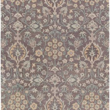 Surya Castello Arts and Crafts Blue CLL-1027 Area Rug