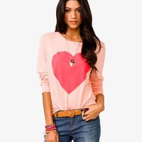 Neon Heart Top | FOREVER 21 - 2019572124