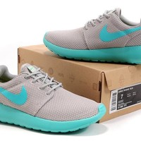 """Nike Roshe Run"" Women Sport Casual Sneakers Running Shoes"