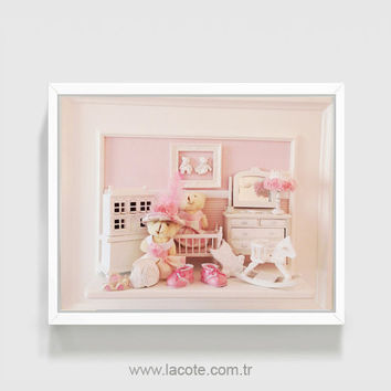 pink nursery art, baby girl nursery decor, girl nursery decor,  baby boy nursery decor,baby boy, baby girl, baby gifts, ,baby room decor