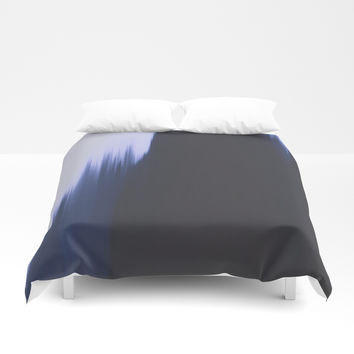 I'll be here Duvet Cover by duckyb