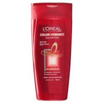 L'Oreal® Paris Advanced Haircare Color Vibrancy Nourishing Shampoo - 25.4oz