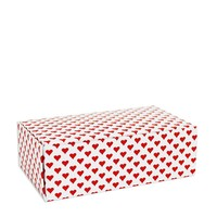 Red Heart 1/2 LB Candy Box