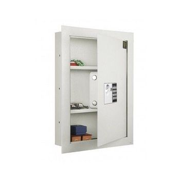Wall In Secret Safe Deposit Box Electronic Piggy Bank Steel Metal Cash Box For Money Jewelry Important Documents