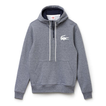 Space Grey Hoodie by Lacoste