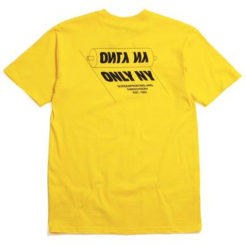 Printers T-Shirt Lemon