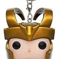 Funko Pocket Marvel - Loki POP Keychain