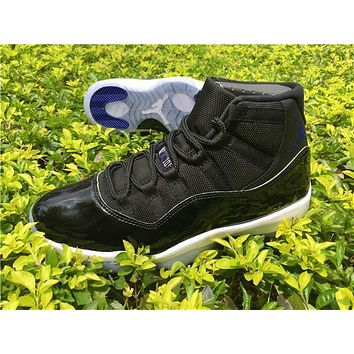 Air Jordan Retro 11 Space Jam Basketball Shoes 11s For Men Women With Shoes Box + Number