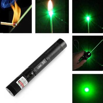 'THE EMERALD' Military Grade Green Laser Pointer