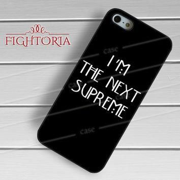 The Next Supreme American Horror Story - zZzA for iPhone 4/4S/5/5S/5C/6/6+s,Samsung S