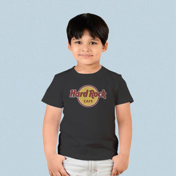Kids T-shirt - Hard Rock Cafe Logo