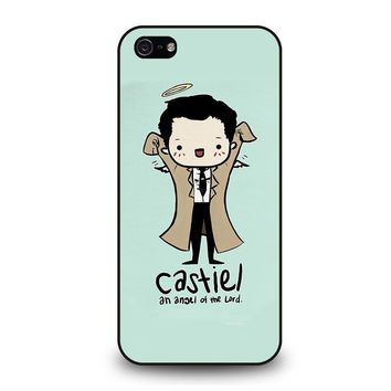CASTIEL ANGEL OF THE LORD iPhone 5 / 5S / SE Case Cover