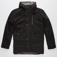 Burton Sherman Mens Jacket Black  In Sizes