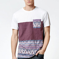 On The Byas Amador Pieced Pocket T-Shirt at PacSun.com