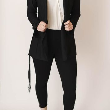 Quin Jacket - Black