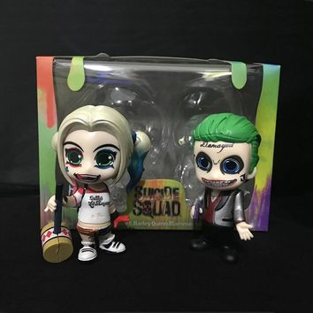Suicide Squad Harley Quinn Action Figure 1/10 scale painted figure The Joker Doll PVC ACGN figure Toys Brinquedos Anime