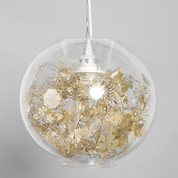 Plum & Bow Garland Globe Pendant Shade - Urban Outfitters